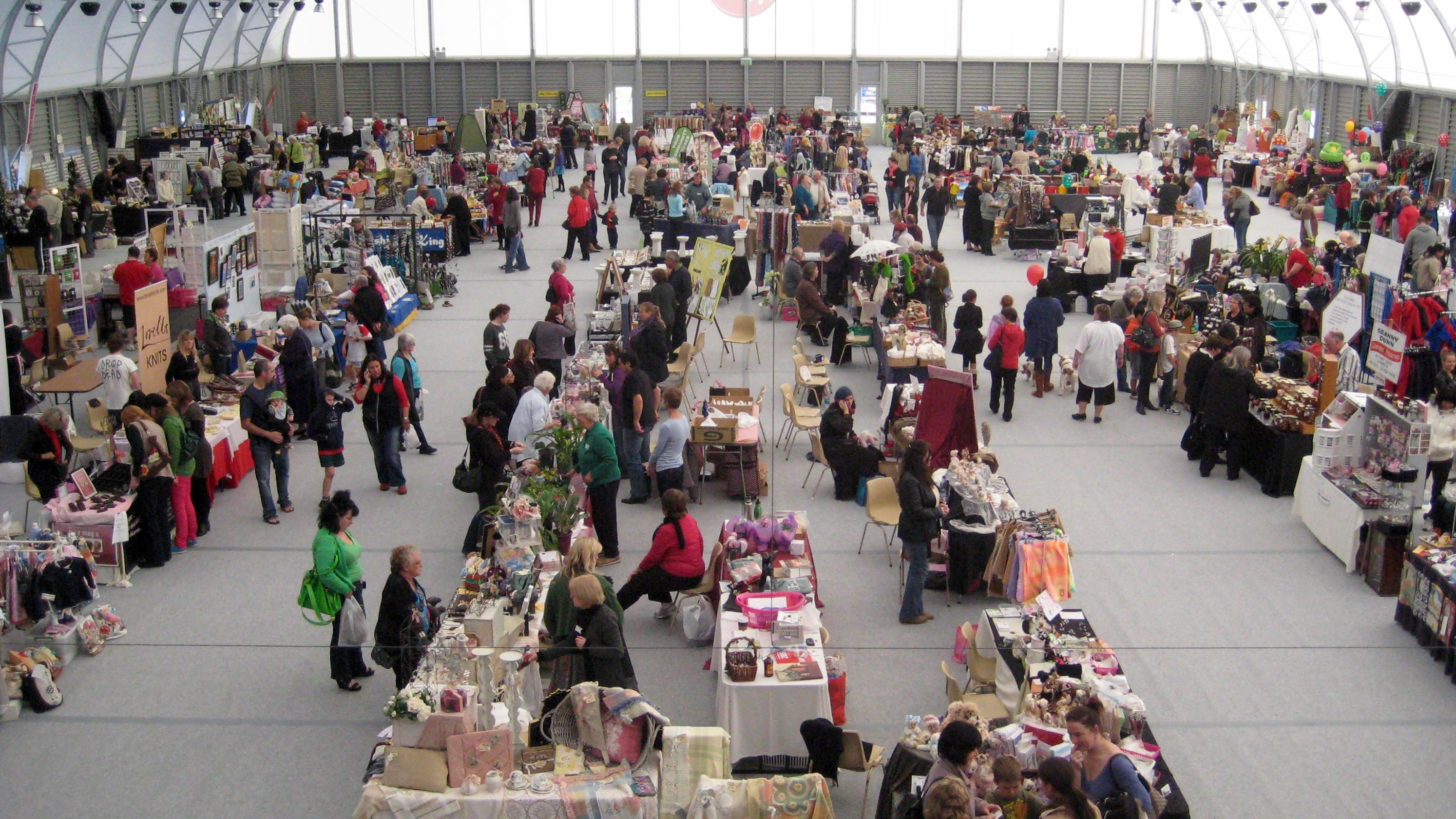 Arena- Craft Show