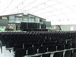 Arena- Seated with stage