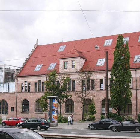 Künstlerhaus Nürnberg (ehemaliges 'Komm')