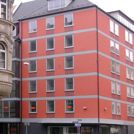 Büro- und Geschäftshaus Emilienstraße