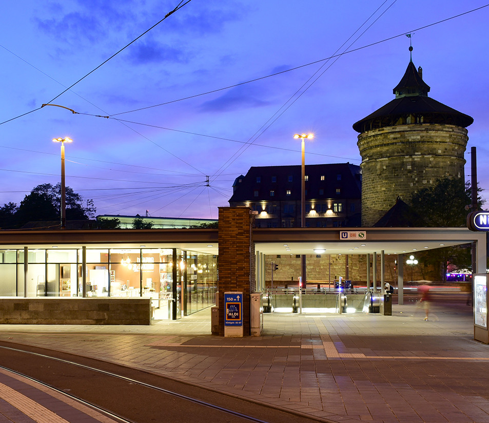 T-Store am Bahnhofsplatz Nürnberg