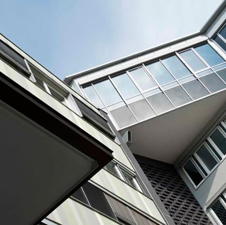 Büro- und Geschäftshaus Deutschherrnkarree