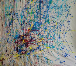 For James, Coloured Rain