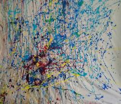 For James- Coloured Rain