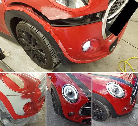 Mercedez Benz car repair