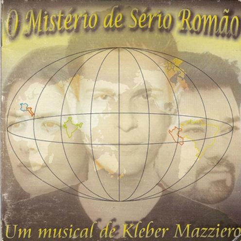CD O Mistério de Sério Romão