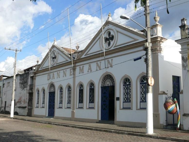 Fábrica de charutos Dannemann - São Félix/BA