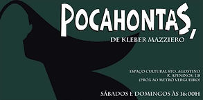 Pocahontas, de Kleber Mazziero