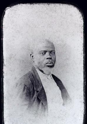 Homem da Nação Africana Angola