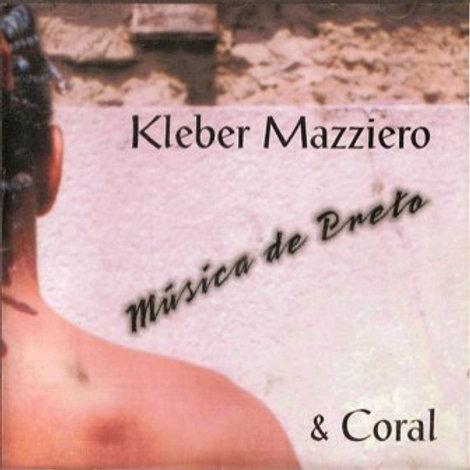 CD Música de Preto