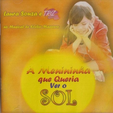 CD A Menininha que Queria Ver o Sol