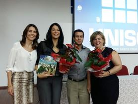 UNCME-RS presente na Abertura do Ano Letivo de Santa Cruz do Sul