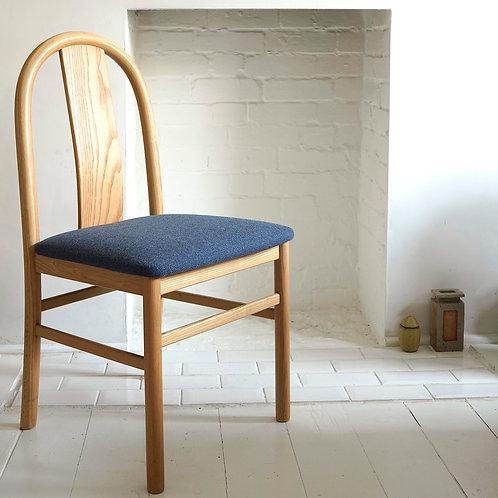 Set of Six Italian 1980's Chairs