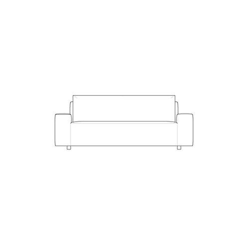 PP//01 3 Seat - Low Arm