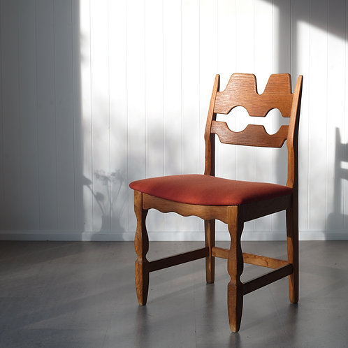 Set of Henning Kjaernulf Chairs