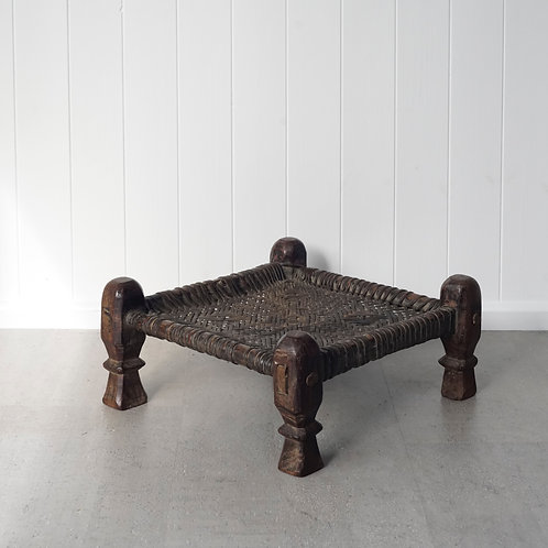 African Low Stool