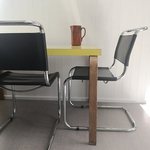 Mart Stam S33 Chairs