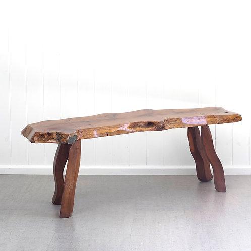 Waney Edge Coffee Table