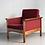 Thumbnail: Danish Modernist Armchair