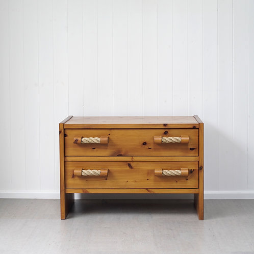 Rope Handle Chest