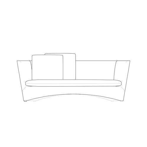 PP//02 Three Seat Sofa