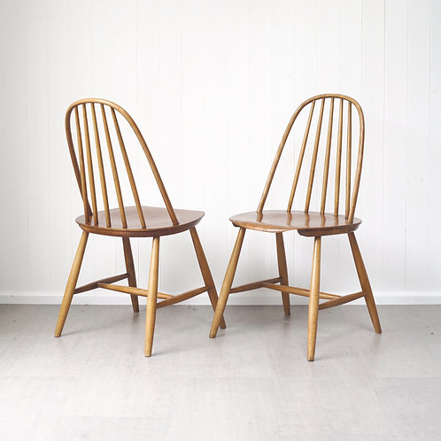 Pair of Haga Fors Chairs