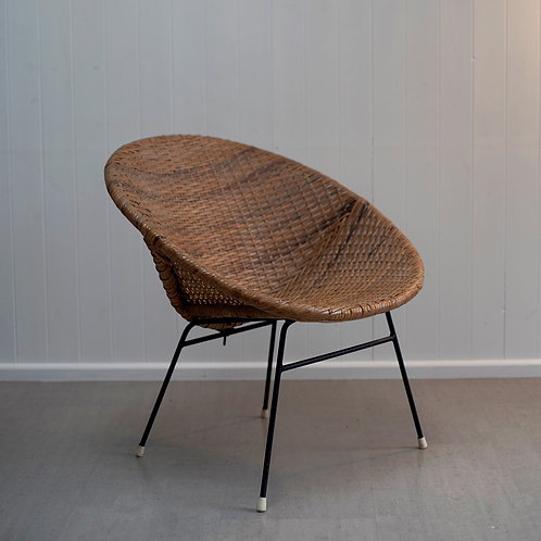 Cane Tub Chair
