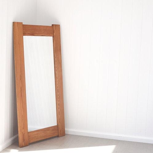 Danish Pine Mirror