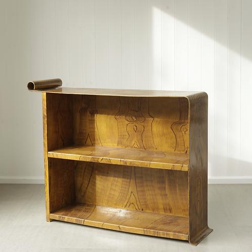 Faux Bois Cabinet