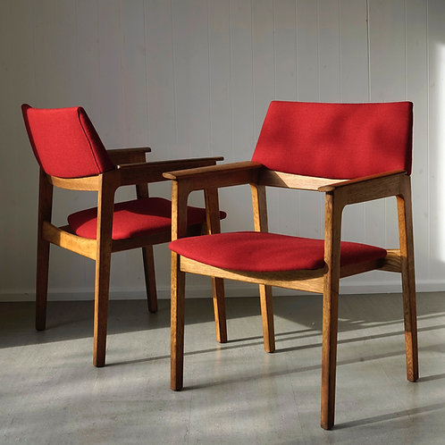 Pair of Modernist Chairs