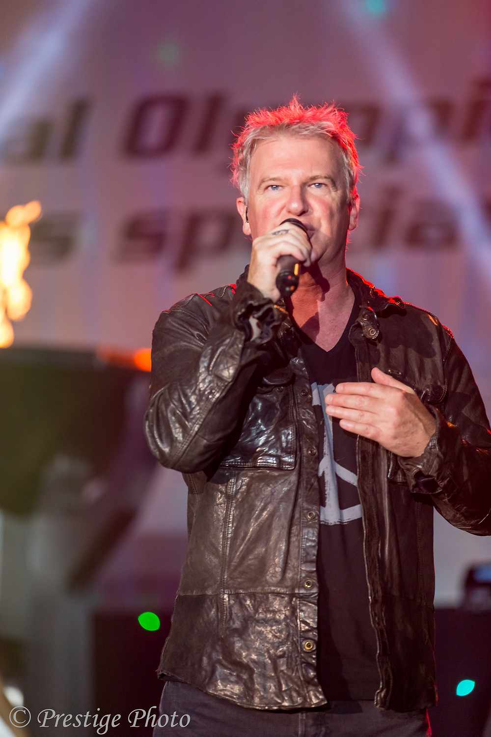 Glass Tiger / Alan Frew - Prestige Photo