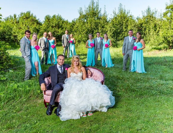 Make your wedding day photography an efficient process