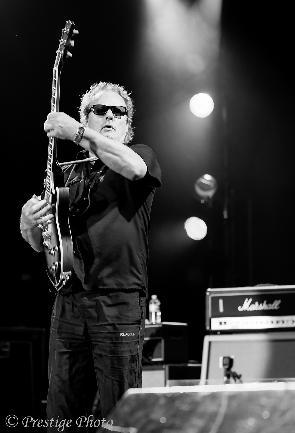 April Wine / Myles Goodwyn - Prestige Photo