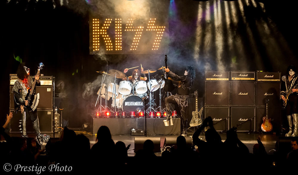 Destroyer / Kiss Tribute - Prestige Photo
