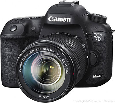 Canon 7D Mark II (image copyright http://www.the-digital-picture.com)