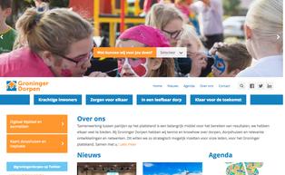 Een nieuwe website voor Groninger Dorpen