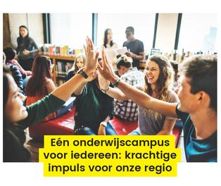 Publieksversie Haalbaarheidsonderzoek onderwijscampus