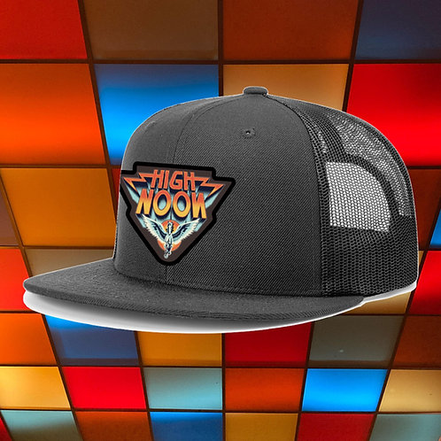 High Noon Logo Mesh Trucker Hat