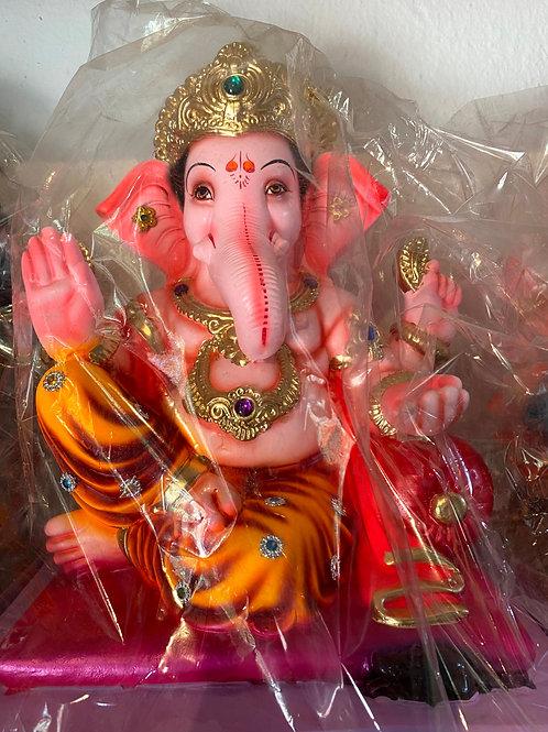 Ganesha Idol Height :- 15 inches