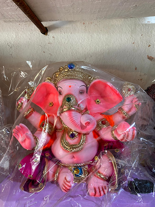 Ganesha Idol Height :- 15 inches