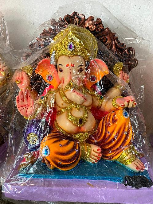 Ganesha Idol Height :- 30 inches