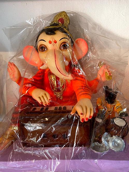 Ganesha Idol Height :- 24 inches