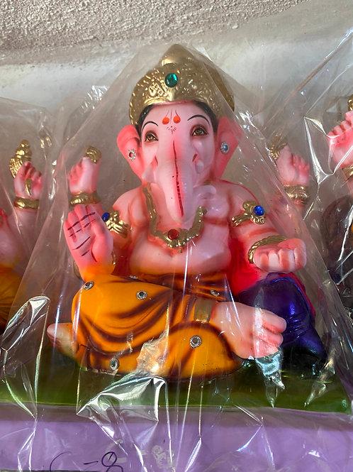 Ganesha Idol Height :- 12 inches