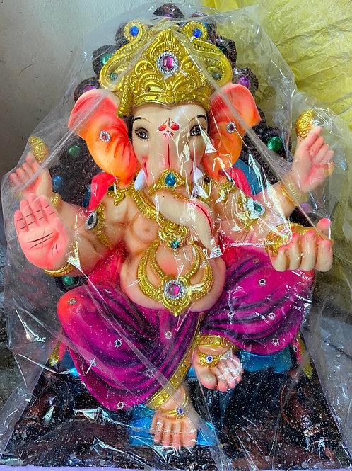 Ganesha Idol Height:- 30 inches