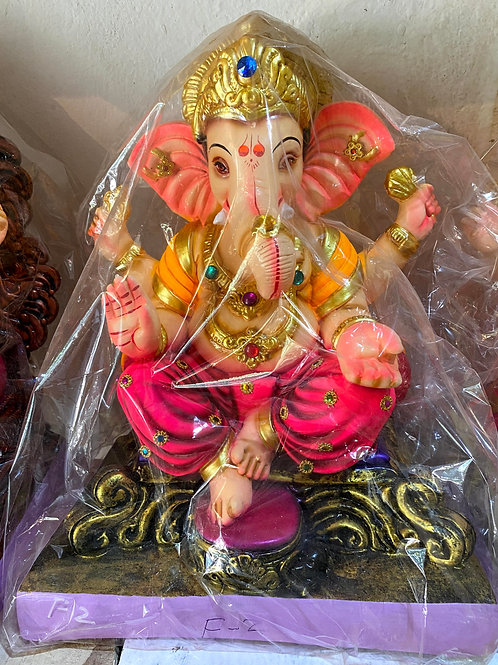 Ganesha Idol Height :- 18 inches