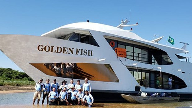 BARCO HOTEL GOLDEN FISH