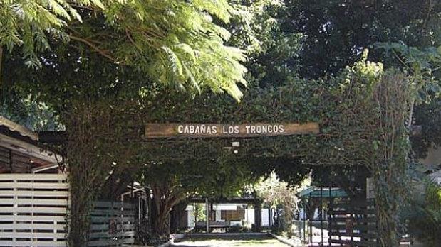 CABAÑA LOS TRONCOS