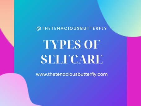 Types of Self-Care.