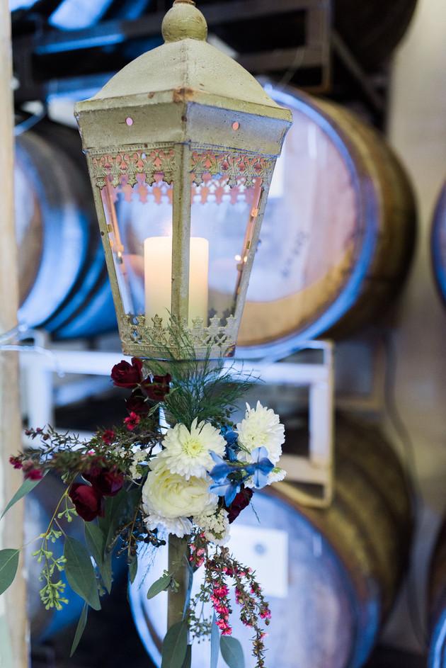 The Big Fake Wedding Atlanta lantern Jan