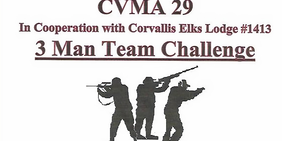 3 Man Team Challenge